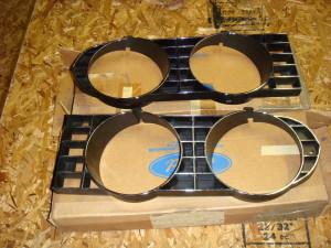 NOS 70 Torino GT grill doors