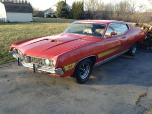 1971 Torino GT