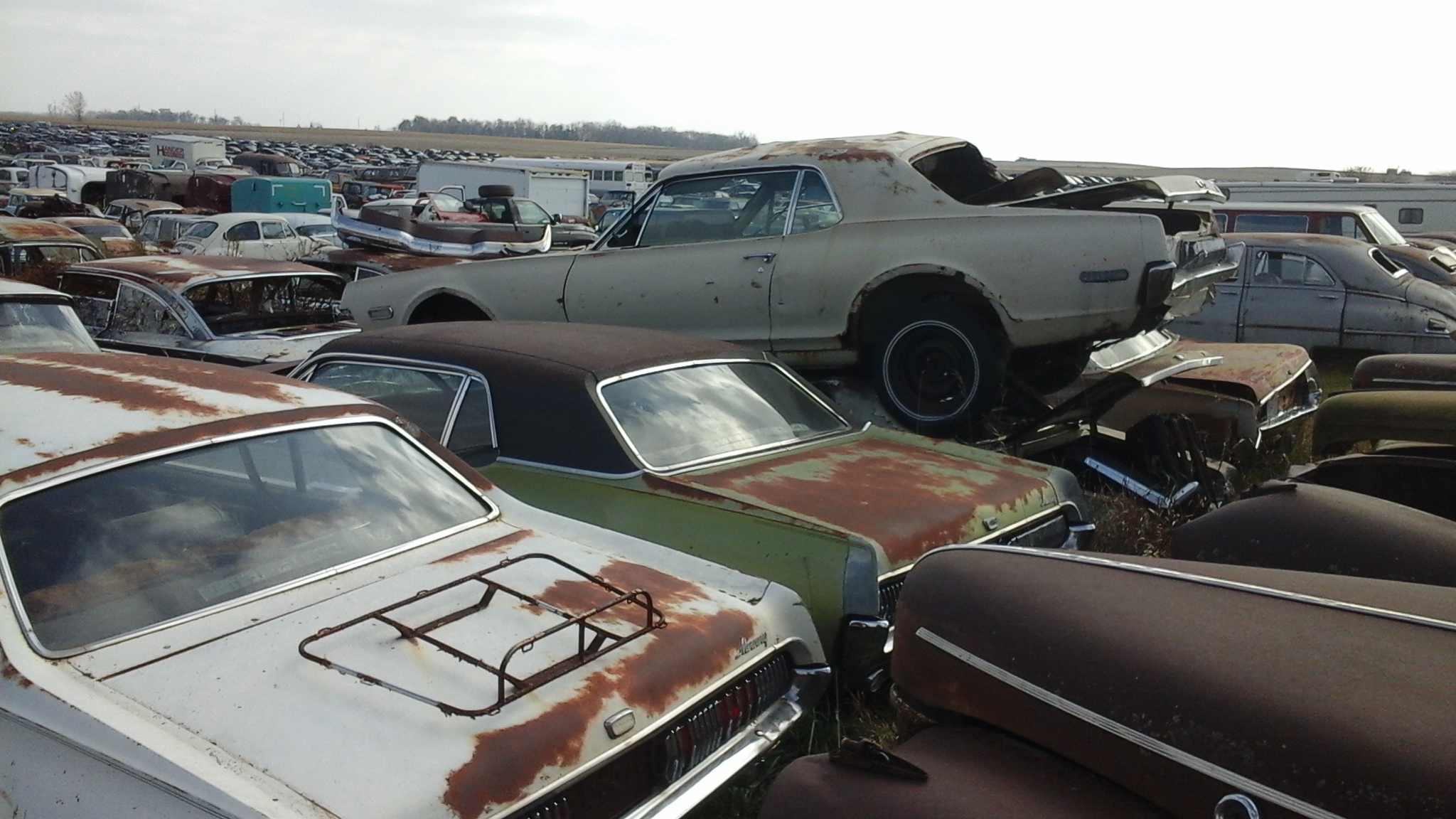 Parts Gallery 68 69 Buntmans Obsolete Torino And | Autos Post