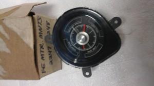 1968 Torino dash clock