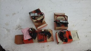 68-71 NOS neutral safety switches