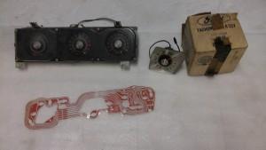68-69 Torino tach printed circuit board