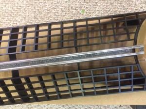 70 Torino Cobra grille molding