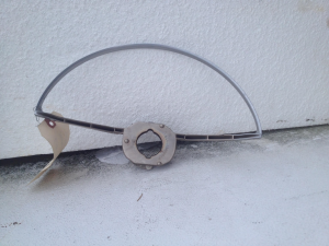 68-69 Torino horn ring