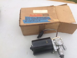 68-71 Torino Cyclone NOS wiper motor