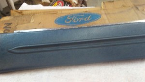 68-71 Torino / Cyclone NOS console lid with hinge