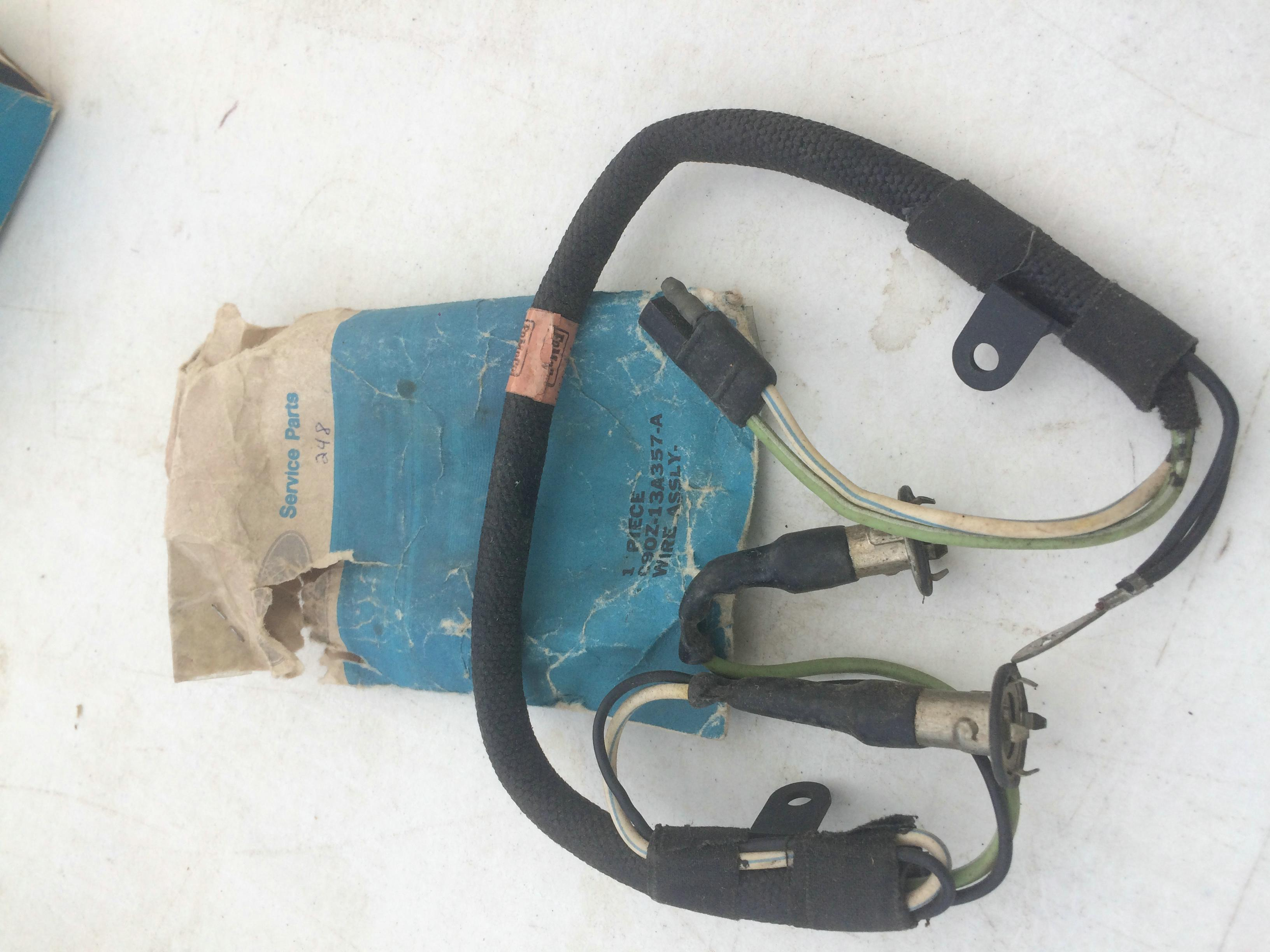 NOS Parts Gallery | Buntmans Obsolete Torino and Cyclone Parts
